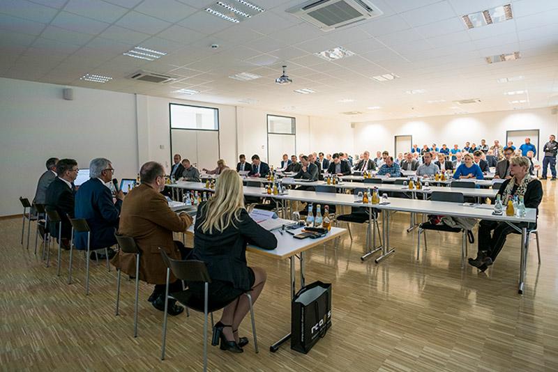 Außerordentliche Verbandsversammlung
